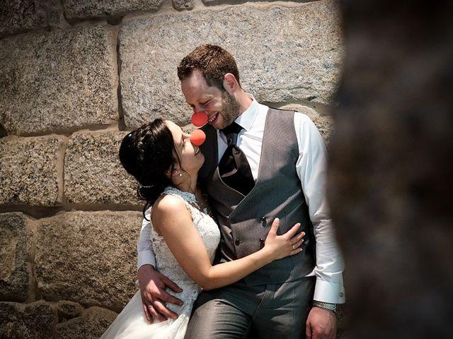 La boda de Tono y Vanesa en Outes, A Coruña 143