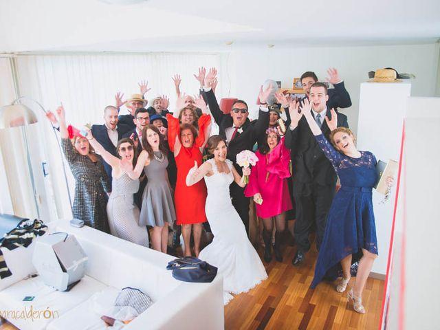 La boda de Fran y Carmen en Málaga, Málaga 1
