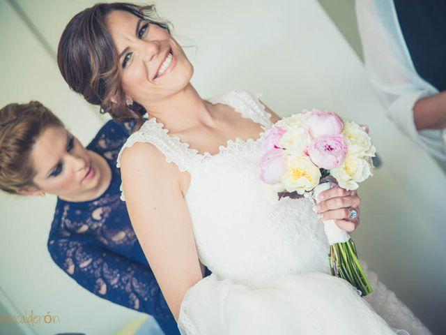 La boda de Fran y Carmen en Málaga, Málaga 7