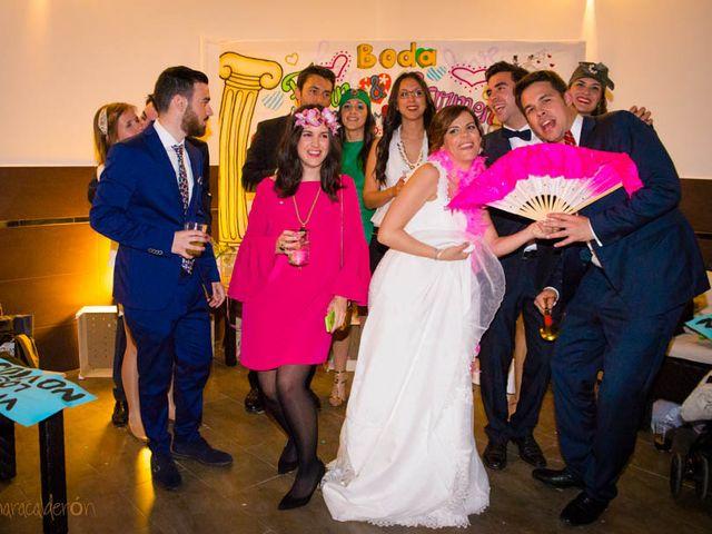 La boda de Fran y Carmen en Málaga, Málaga 11