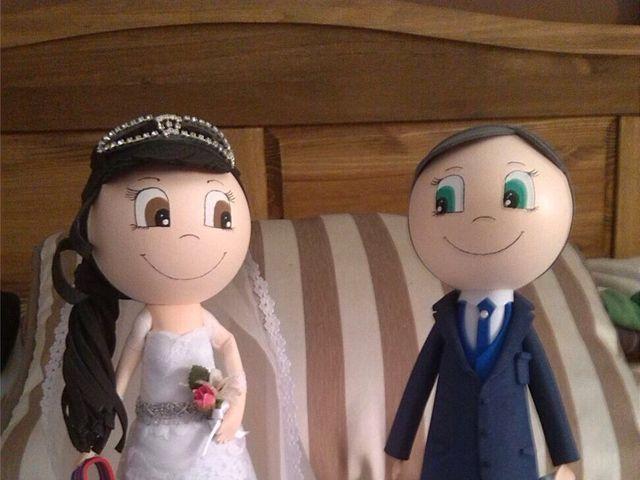 La boda de Rubén y Raquel en Ardoncino, León 8