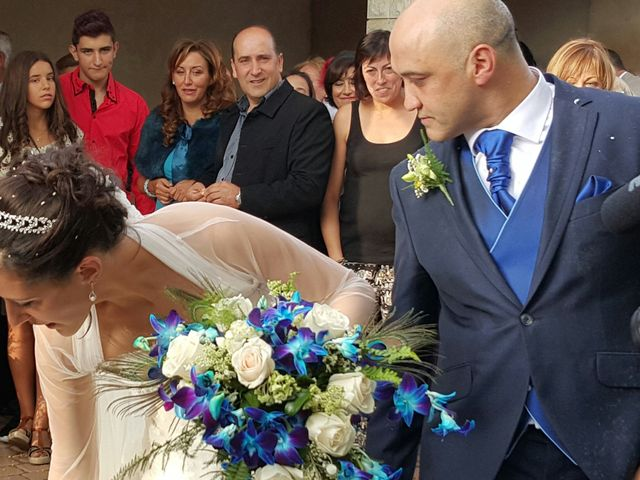 La boda de Rubén y Raquel en Ardoncino, León 1