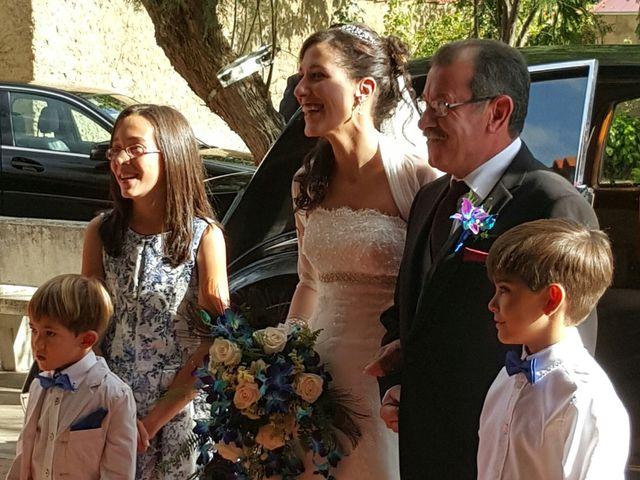 La boda de Rubén y Raquel en Ardoncino, León 9