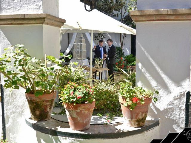 La boda de Borja y Rocío en Sanlucar De Barrameda, Cádiz 6