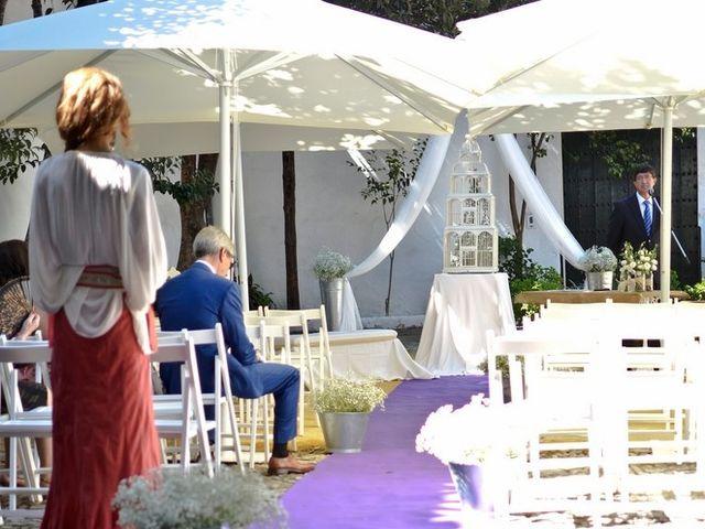La boda de Borja y Rocío en Sanlucar De Barrameda, Cádiz 11