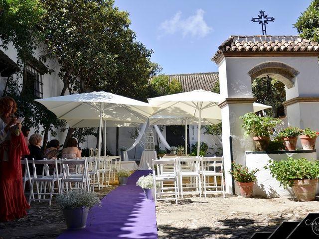 La boda de Borja y Rocío en Sanlucar De Barrameda, Cádiz 13