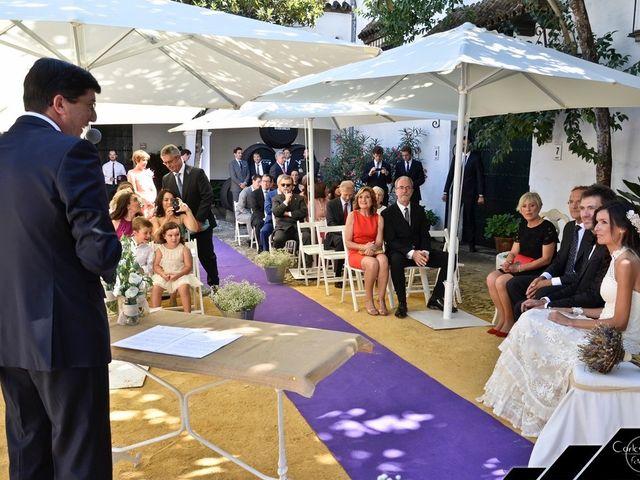 La boda de Borja y Rocío en Sanlucar De Barrameda, Cádiz 19