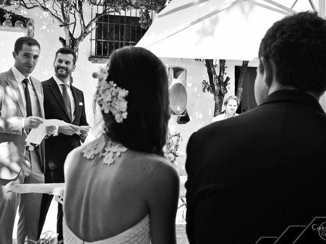 La boda de Borja y Rocío en Sanlucar De Barrameda, Cádiz 21