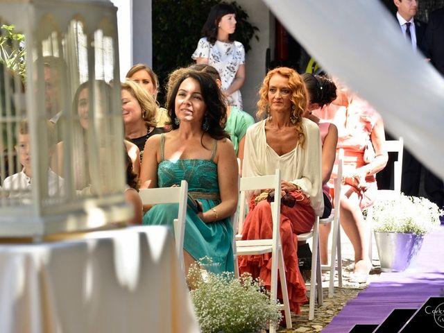 La boda de Borja y Rocío en Sanlucar De Barrameda, Cádiz 22