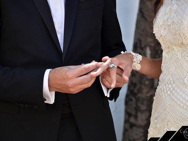 La boda de Borja y Rocío en Sanlucar De Barrameda, Cádiz 28
