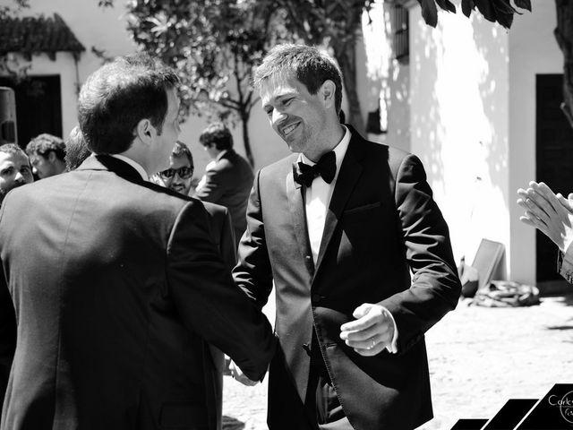 La boda de Borja y Rocío en Sanlucar De Barrameda, Cádiz 34