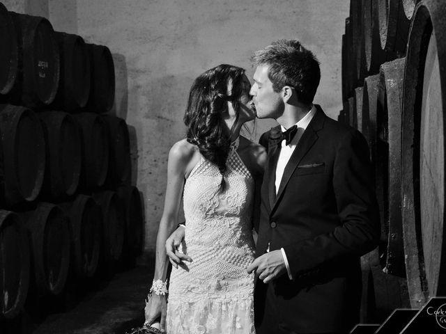 La boda de Rocío y Borja