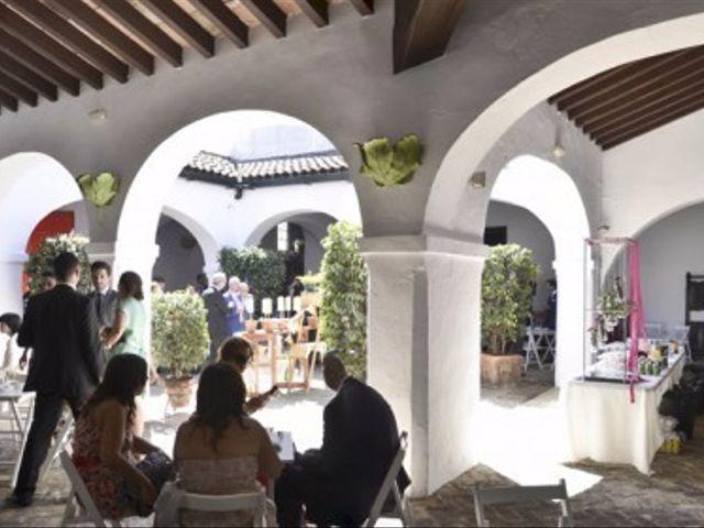 La boda de Borja y Rocío en Sanlucar De Barrameda, Cádiz 38