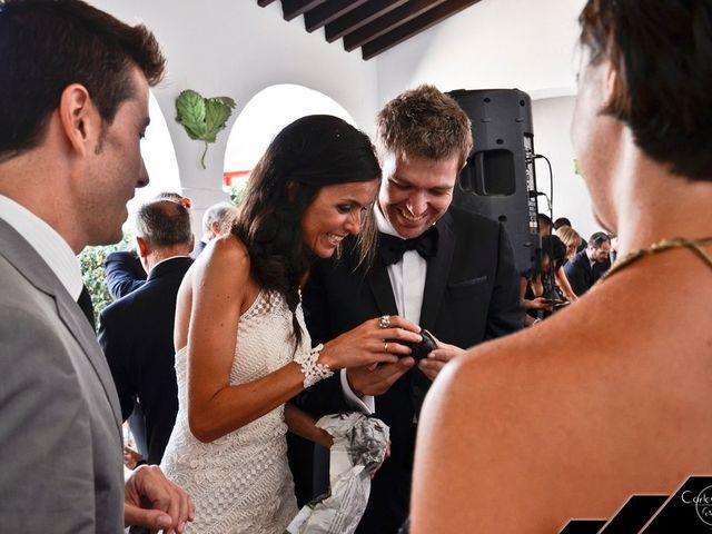 La boda de Borja y Rocío en Sanlucar De Barrameda, Cádiz 41
