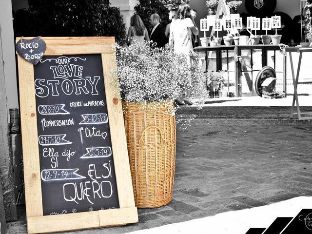 La boda de Borja y Rocío en Sanlucar De Barrameda, Cádiz 42