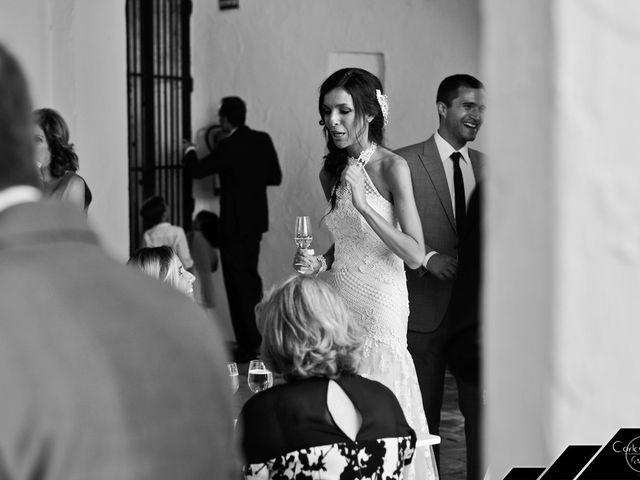 La boda de Borja y Rocío en Sanlucar De Barrameda, Cádiz 46