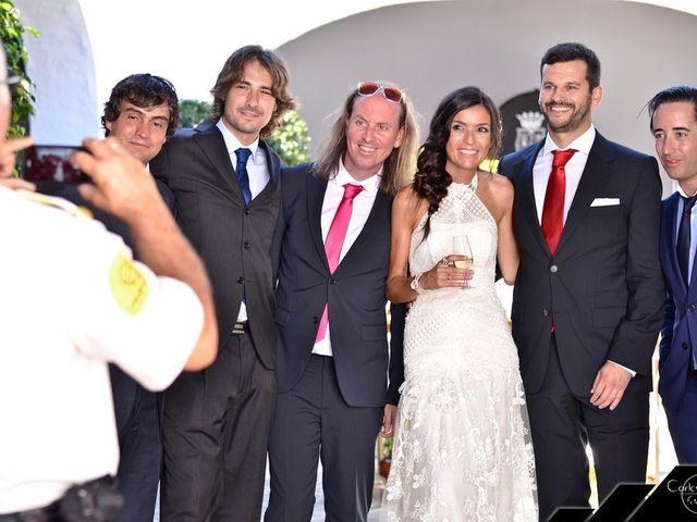 La boda de Borja y Rocío en Sanlucar De Barrameda, Cádiz 50