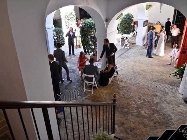 La boda de Borja y Rocío en Sanlucar De Barrameda, Cádiz 51