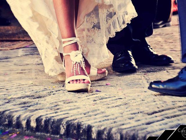 La boda de Borja y Rocío en Sanlucar De Barrameda, Cádiz 52