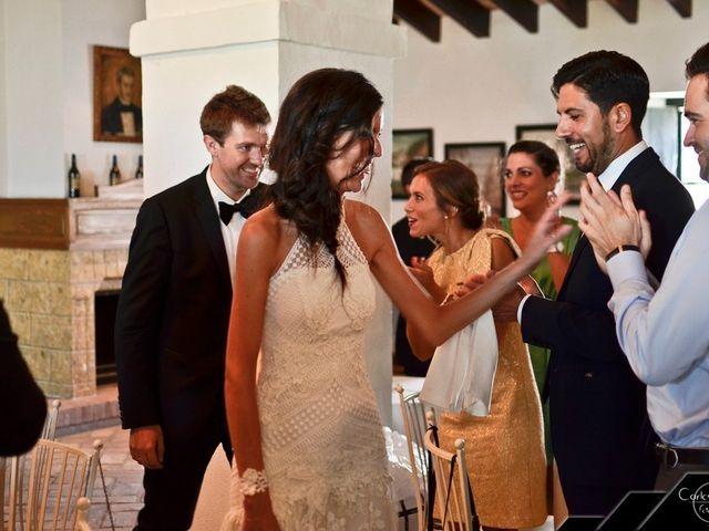 La boda de Borja y Rocío en Sanlucar De Barrameda, Cádiz 60