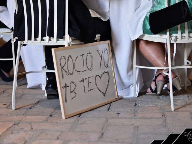 La boda de Borja y Rocío en Sanlucar De Barrameda, Cádiz 66