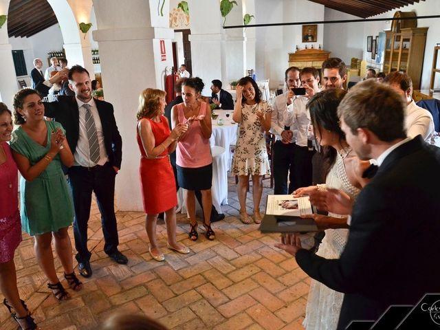 La boda de Borja y Rocío en Sanlucar De Barrameda, Cádiz 76