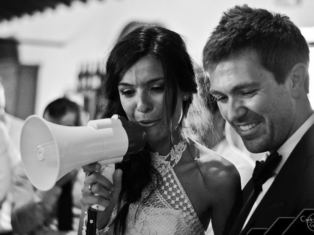 La boda de Borja y Rocío en Sanlucar De Barrameda, Cádiz 77