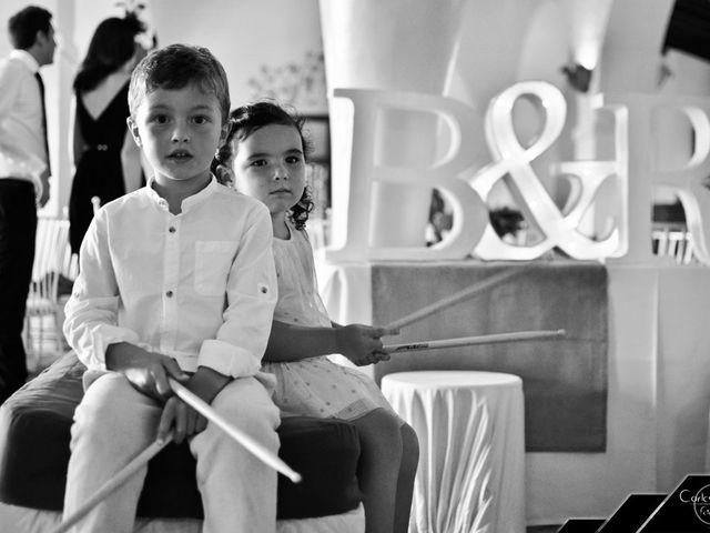 La boda de Borja y Rocío en Sanlucar De Barrameda, Cádiz 80