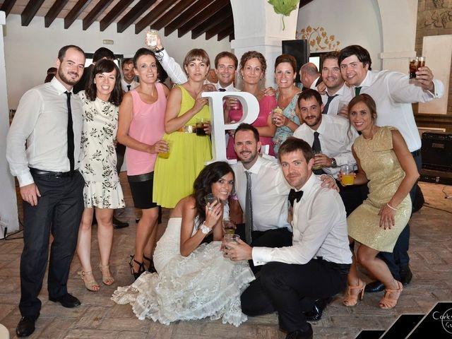 La boda de Borja y Rocío en Sanlucar De Barrameda, Cádiz 84