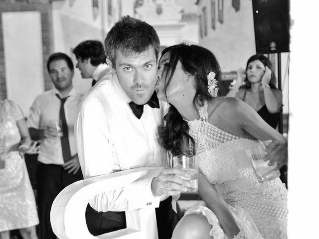 La boda de Borja y Rocío en Sanlucar De Barrameda, Cádiz 85