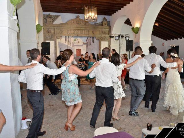La boda de Borja y Rocío en Sanlucar De Barrameda, Cádiz 88