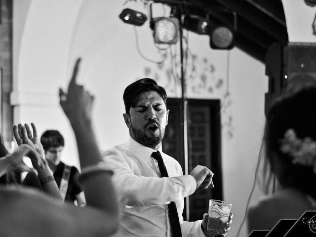 La boda de Borja y Rocío en Sanlucar De Barrameda, Cádiz 93