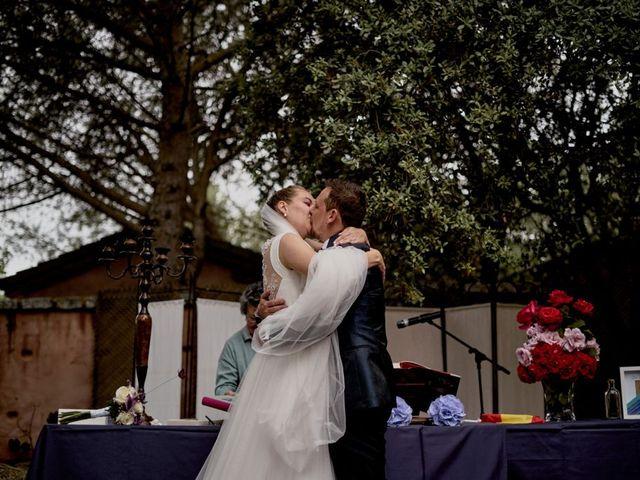 La boda de Miguel y Laura en La Cabrera, Madrid 4