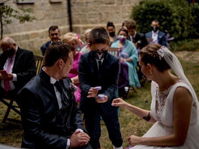 La boda de Miguel y Laura en La Cabrera, Madrid 5