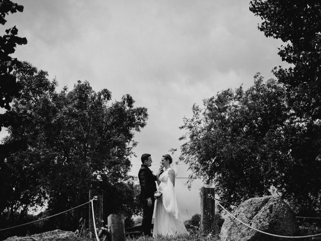 La boda de Miguel y Laura en La Cabrera, Madrid 6