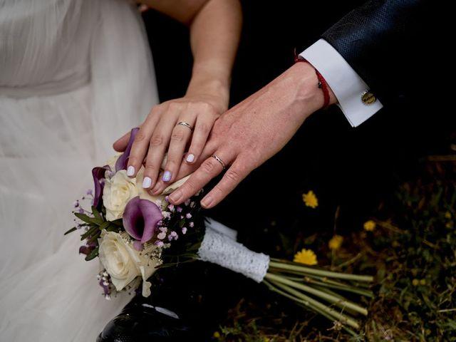 La boda de Miguel y Laura en La Cabrera, Madrid 7