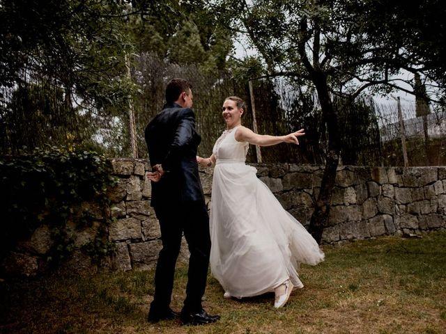 La boda de Miguel y Laura en La Cabrera, Madrid 8