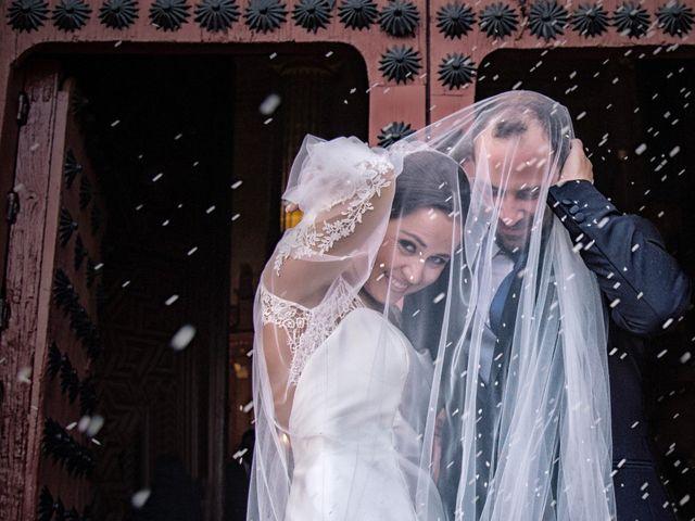 La boda de Pedro Javier y Almudena en Guareña, Ávila 18