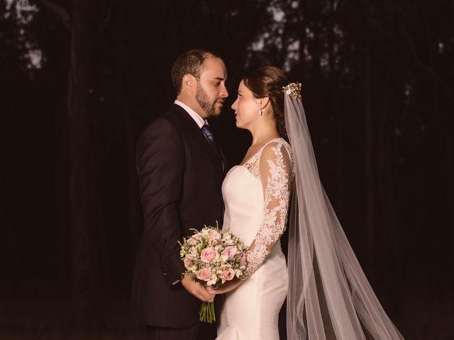La boda de Pedro Javier y Almudena en Guareña, Ávila 25