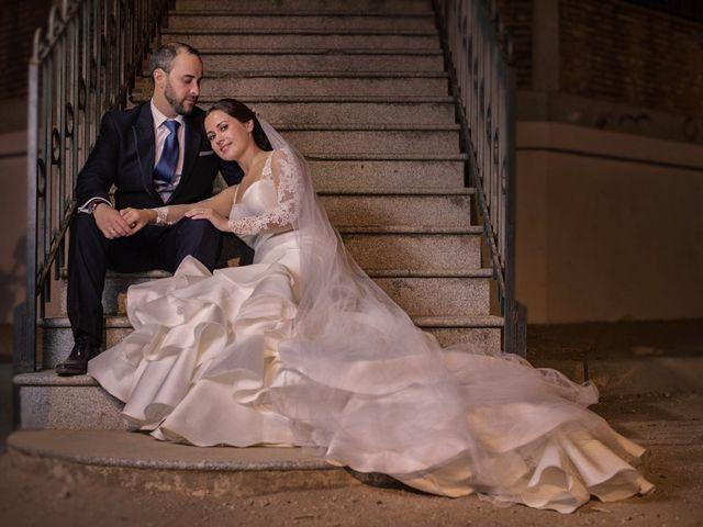 La boda de Pedro Javier y Almudena en Guareña, Ávila 27
