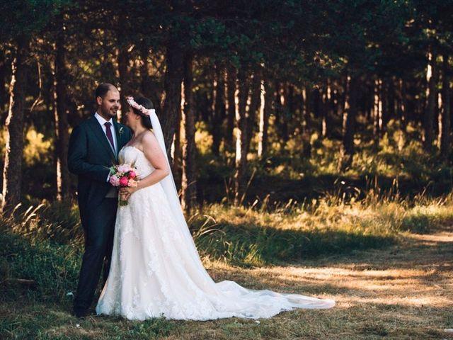 La boda de Aurélie y David