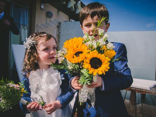 La boda de Geraroid y Laura en L' Atmella De Mar, Tarragona 1