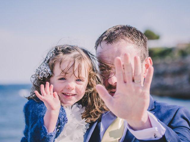 La boda de Geraroid y Laura en L' Atmella De Mar, Tarragona 5