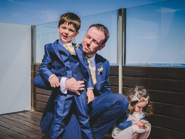 La boda de Geraroid y Laura en L' Atmella De Mar, Tarragona 8