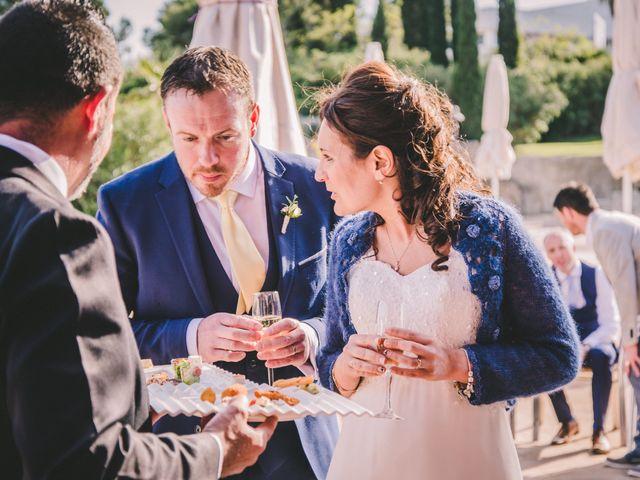 La boda de Geraroid y Laura en L' Atmella De Mar, Tarragona 11