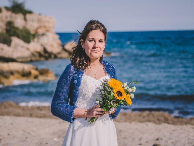 La boda de Geraroid y Laura en L' Atmella De Mar, Tarragona 14