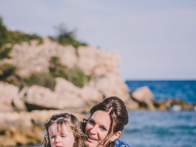 La boda de Geraroid y Laura en L' Atmella De Mar, Tarragona 15