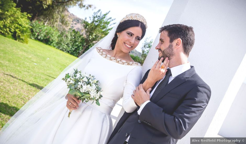 La boda de Paola y Ale en Los Barrios, Cádiz