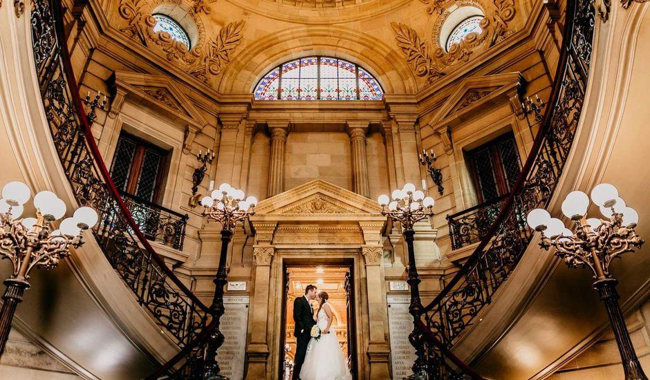 La boda de Naiara y Jose en Donostia-San Sebastián, Guipúzcoa