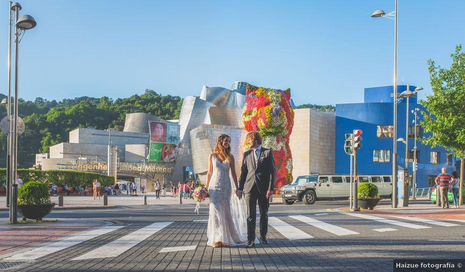 La boda de Edu y Iratxe en Bilbao, Vizcaya